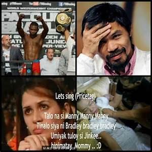 Price Tag (Funny Tagalog Lyrics) Pacman vs Bradley Viral ...