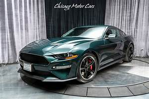 Used 2019 Ford Mustang BULLITT For Sale ($43,800) | Chicago Motor Cars Stock #K5501924