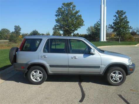 Purchase Used 2001 Honda Cr-v Crv Ex Awd Ex 4x4 All Wheel