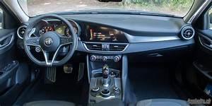 Essai Alfa Romeo Giulia : essai alfa romeo giulia veloce ~ Medecine-chirurgie-esthetiques.com Avis de Voitures