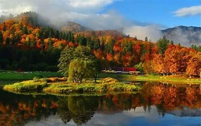Autumn Widescreen Wallpapers Mountain Background