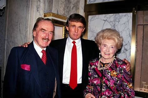 trump parents advertisement intimate wanted private keep these