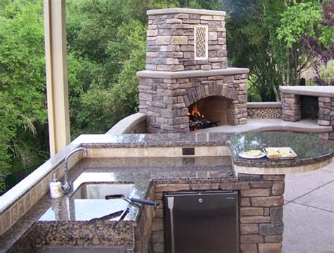 custom outdoor fireplace relax with a custom outdoor fireplace