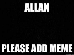 Allan Meme - allan meme kappit