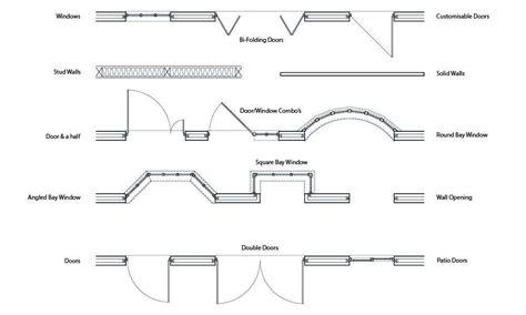 Architectural Symbol For Sliding Door Elegant Sliding Door Architectural Drawing Sliding Door