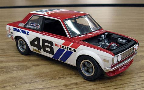 Bre Datsun by The Great Canadian Model Builders Web Page Dave Porter S
