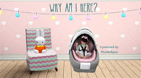 Why Am I Here? 15 Carseat Poses For Newborns