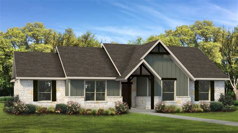angelina custom home plan  dallas county tx  tilson homes