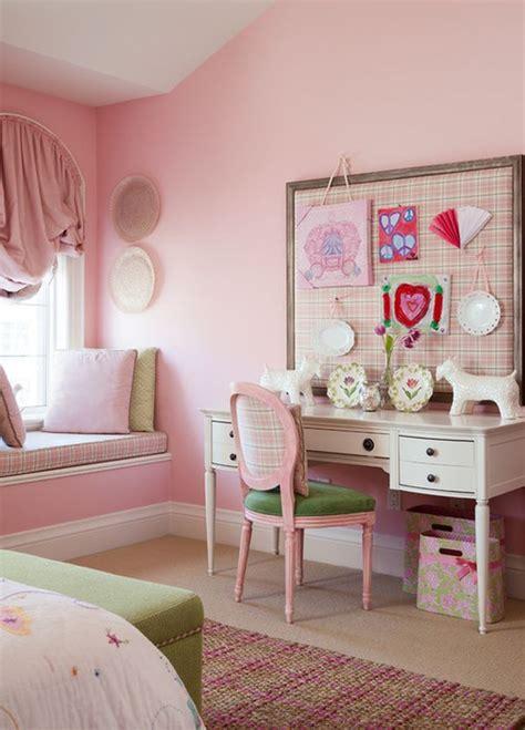 dipped in bubblegum monochromatic rooms