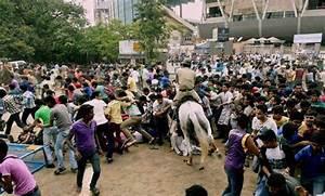 Kolkata Knight Riders' Grand Felicitation at Eden Gardens ...