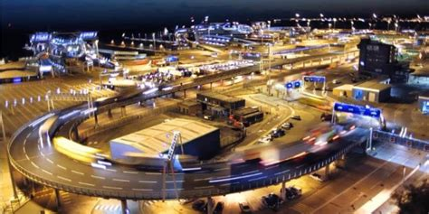 Port of Dover sets out vision of UK trade resilience