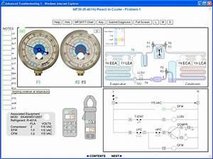 Refrigeration  Refrigeration Diagnostic Chart