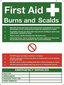 First Aid For Burns Poster | www.pixshark.com - Images ...