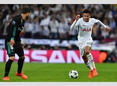 Dele Alli 'must stay calm' if Spurs are to win trophies