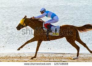 Horseracing Track Stock Images, Royalty-Free Images ...