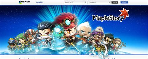 Maple Story Is The Only Free To Play Top Anime In Steam Maplestory Global For Mac