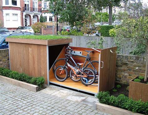 garden bike sheds storage how to build a bike storage shed home design garden