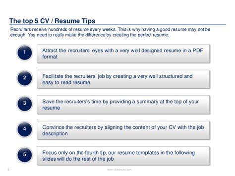 professional cv format ppt writing and editing services