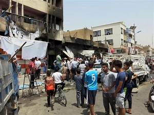 ISIL claims deadly Baghdad bombings | Al-Ayham Saleh ...
