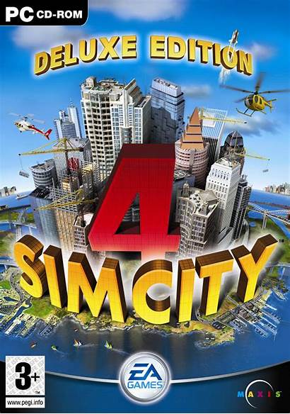 Simcity Deluxe Edition Version Sim Pc Games
