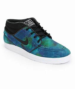 Nike SB Lunar Stefan Janoski Nebula Skate Shoes