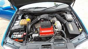Ford Falcon Engine Ba  4 0 Dohc  Turbo  240kw  W   Turbo