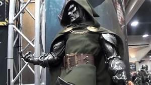 dr doom legendary scale figure san diego comic con 2012