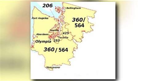 10-digit Dialing In Western Washington Starts This Summer