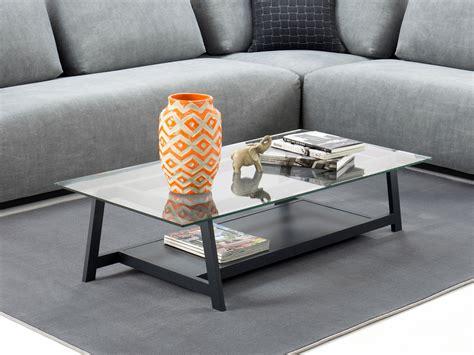 tavolini divano tavolino da salotto con piano in vetro gerard homeplaneur