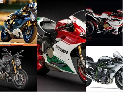 The Six Most Expensive Superbikes In India