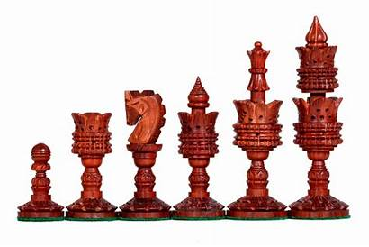 Chess Sets Artistic Pieces Wooden Kh