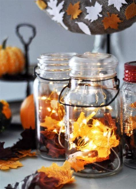 deco d automne bricolage d 233 coration d automne 224 partir de feuilles d automne