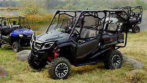 2017 Honda   Pioneer 1000 Limited Edition With 4wd
