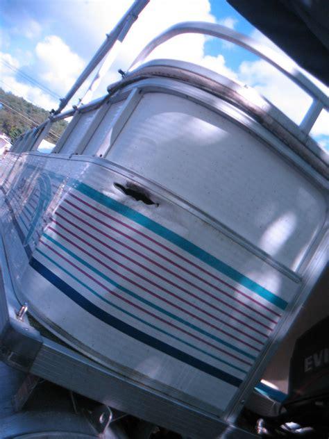 Grumman Pontoon Boat Seats by Grumman Pontoon 1995 For Sale For 1 500 Boats From Usa
