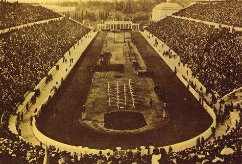 premiers jeux olympiques modernes un petit bout d histoire l athl 233 tisme personal trainer pro