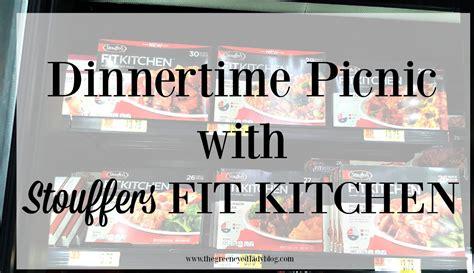 dinnertime picnic  stouffers fit kitchen  green eyed lady blog