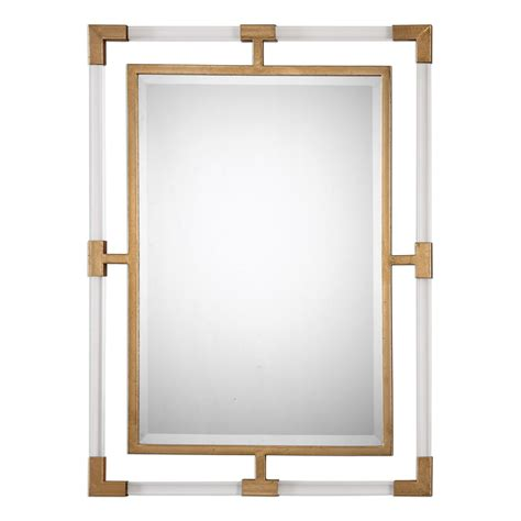 large wall mirrors without frame balkan modern gold wall mirror uttermost wall mirror wall