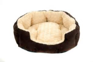 luxury dog bed medium ebay
