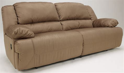 ashley furniture reclining sofa hogan mocha 2 seat reclining sofa from ashley 5780281