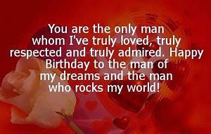 Cute Happy Birthday Quotes for boyfriend - This Blog About ...