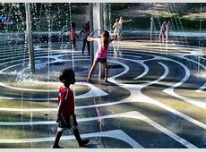 Super Spray Parks and Fountains in Seattle, the North