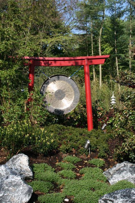Japanischer Garten Gong by Koiteich Im Japanischen Garten Gartengestaltung