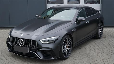 Driving dynamics at motorsport level, explosive sprints. Mercedes-Benz AMG GT 63 S EDITION1 4MATIC+ 4 DOOR Demonstrator buy in Hechingen bei Stuttgart ...