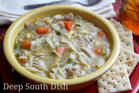 chicken noodle soup cooker deep south dish instant pot electronic pressure cooker chicken noodle soup
