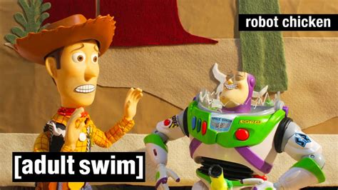 Robot Chicken Toy Story 4 Adult Swim Youtube