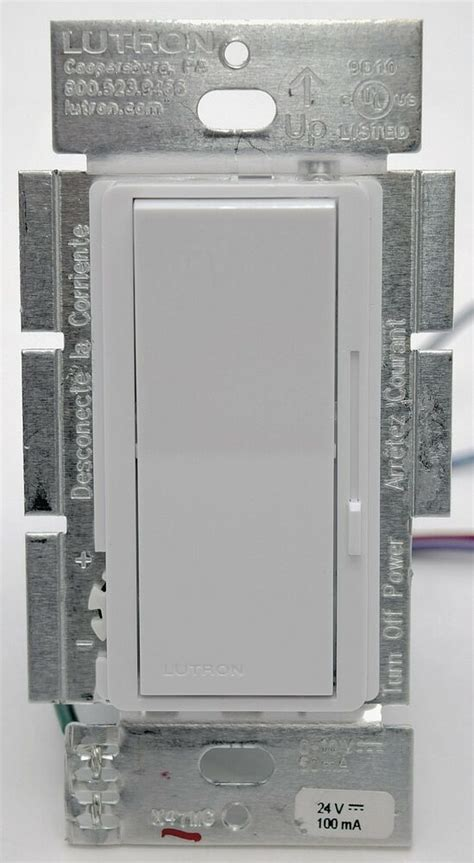 lutron dvcl 153p wh 3 way cfl led wall dimmer light