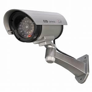 Camera De Surveillance Maison : cam ra video de surveillance factice ~ Dode.kayakingforconservation.com Idées de Décoration
