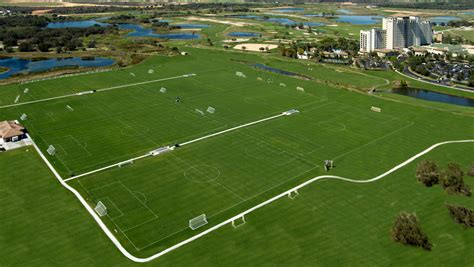 Fields Orlando by Soccer Fields In Orlando Sports Complex At Omni Orlando