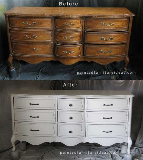 Antique Dresser Refinish Project  The White, Dresser