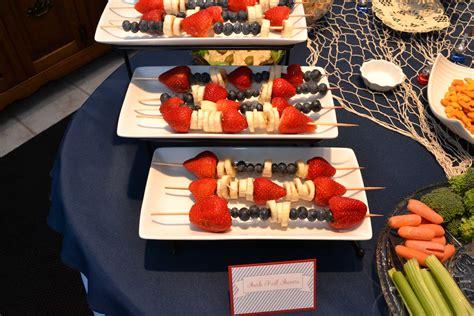 nautical baby shower food ideas s nautical baby shower warfieldfamily